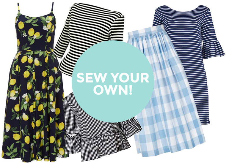 Introducing the 'Sew Your Own' Blog Series!