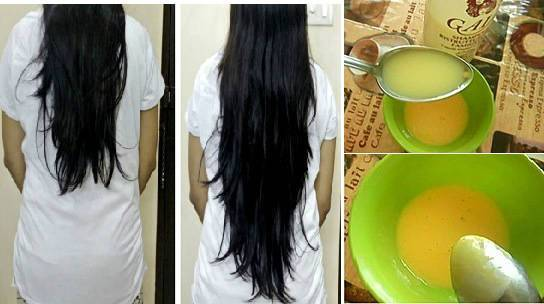 homemade-balm-for-shiny-hair