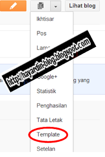 Cara Menghapus Threaded Comment di Blog