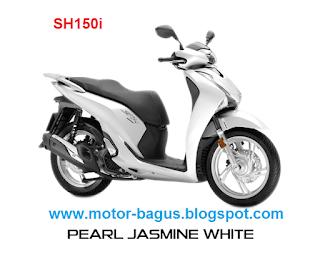Harga dan spesifikasi motor Honda SH150i