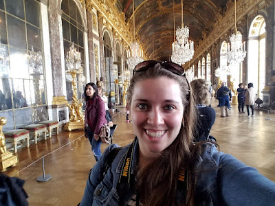Chateau Versailles, Versailles, Hall of Mirrors