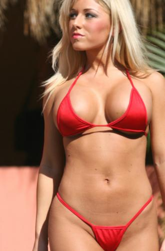 Blonde Bikini Pictures 30