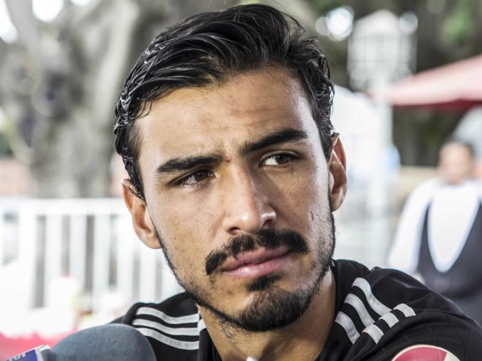 Alanís no ha jugado un solo minuto en el campeonato Apertura 2016.