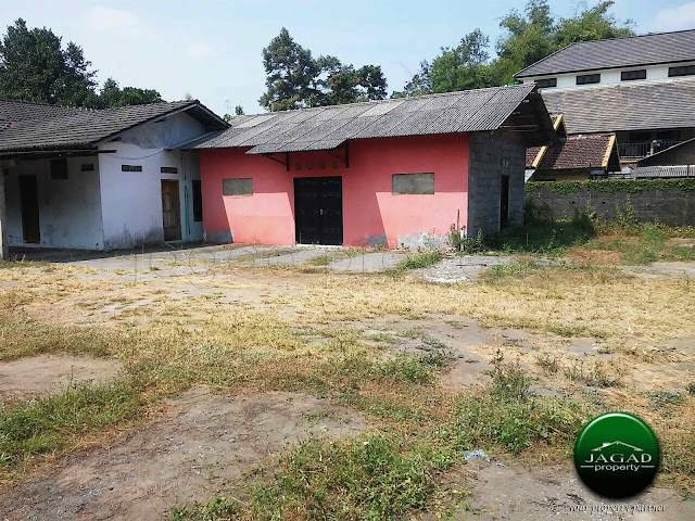 Tanah Luas dekat Jogja Bay dan Stadion Maguwo