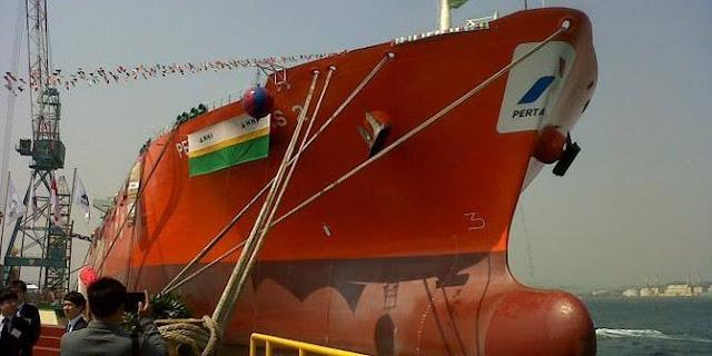 Pertamina Gelontorkan Rp 2.66 T untuk Pemesanan 8 Kapal Buatan Dalam Negeri