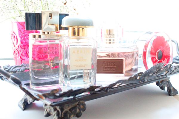 perfume ideal trabajo