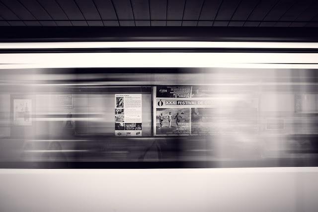 Sexuelle Belästigung am Bahnhof