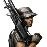 Commando / Pasukan Penyerang