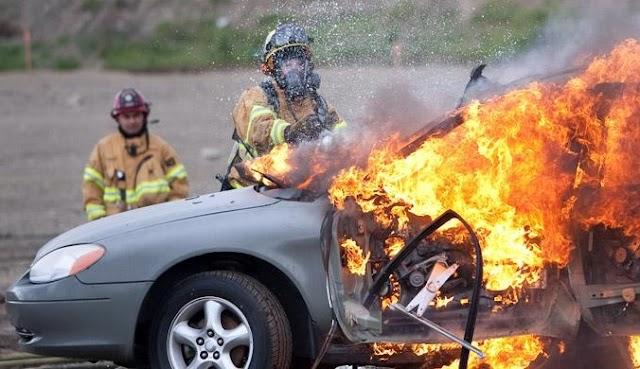 Merk Mobil Yang Sering Terbakar Apa saja ?