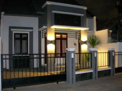 Model Rumah Minimalis 1 Lantai