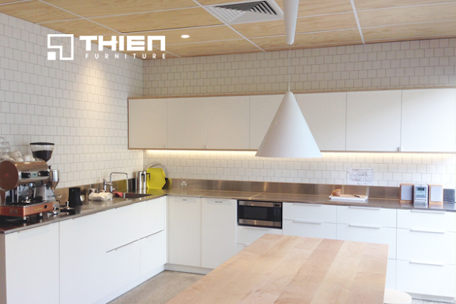 Thiên Furiture - Hết năm rồi, làm tủ bếp thôi - Thiết kế 3D miễn phí