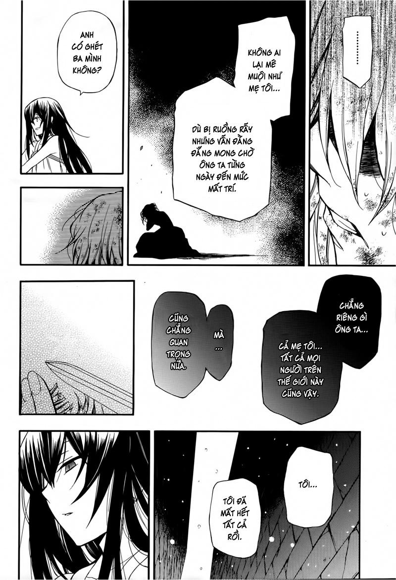 Pandora Hearts chương 066 - retrace - lxvi jack trang 15