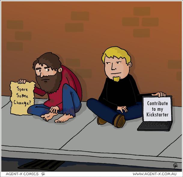 Image result for Begging For Money on the Internet