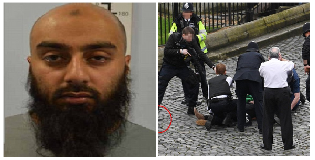 london terrorist attacker who killed 5 and injured 40