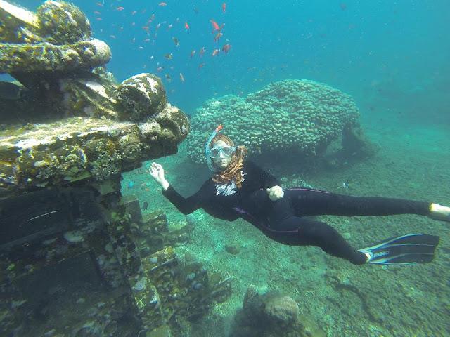 Pantai Amed yaitu Pantai Hits di Bali