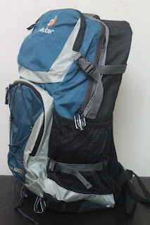 Beg Deuter TRANSALPINE 55 TYPE B