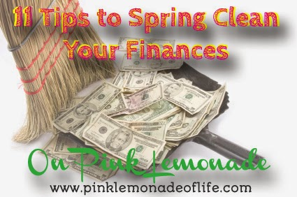 Self Directed Ira Fidelity >> Pink Lemonade: 11 Tips to Spring Clean Your Finances
