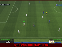 PES 2017 Real Madrid TV Scoreboard V2
