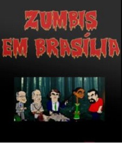 Zumbis em Brasília Torrent 2018 Nacional 1080p Full HD WEB-DL