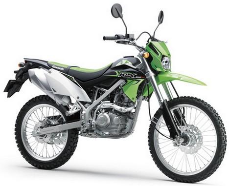 Motor Kawasaki KLX 150 BF