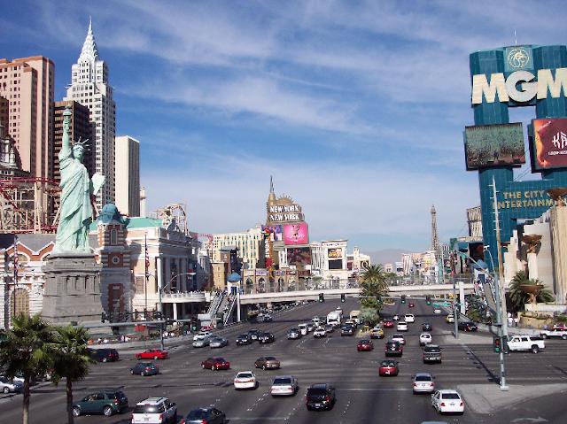 10 dicas para uma Las Vegas econômica