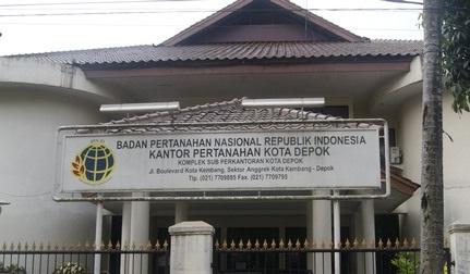 Prona 2018, BPN Depok Akan Terbitkan 30 Ribu Sertifikat Gratis