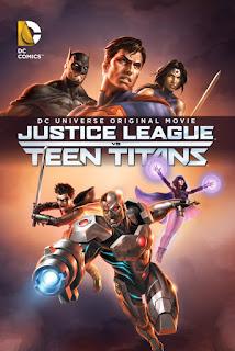 Justice League vs. Teen Titans (2016) Online Subtitrat