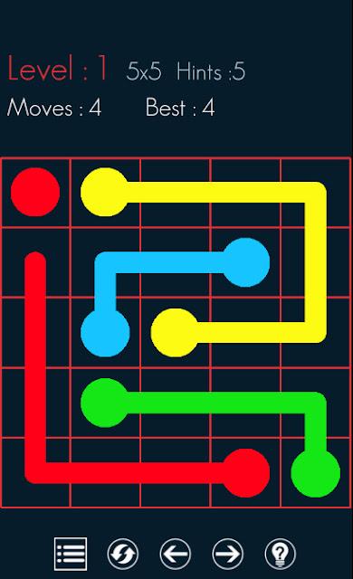 3 Game Sambung Warna seru dan memeras logika