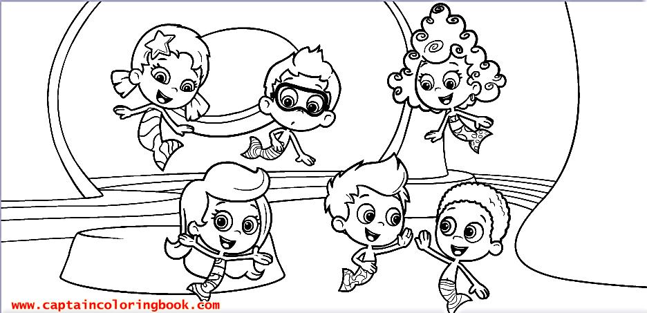 Nick Jr. Birthday Party Coloring Printables | Nickelodeon Parents | 453x936