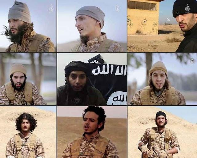 173 terroristas do Estado Islâmico prontos para atacar a Europa