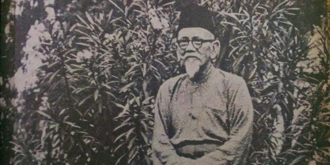 Haji Agus Salim - Seorang Yang Cerdas, Tegar dan Sederhana