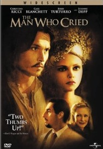 Johnny Depp in The Man Who Cried (2001) Movie Review