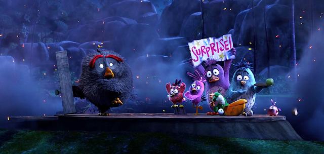 Volatilul Bomb (Danny McBride) The Angry Birds (2016)