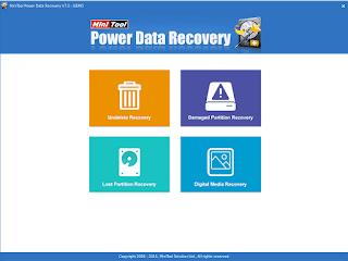برنامج, MiniTool ,Power ,Data ,Recovery ,Free ,Edition, لاعادة, الملفات, المحذوفة