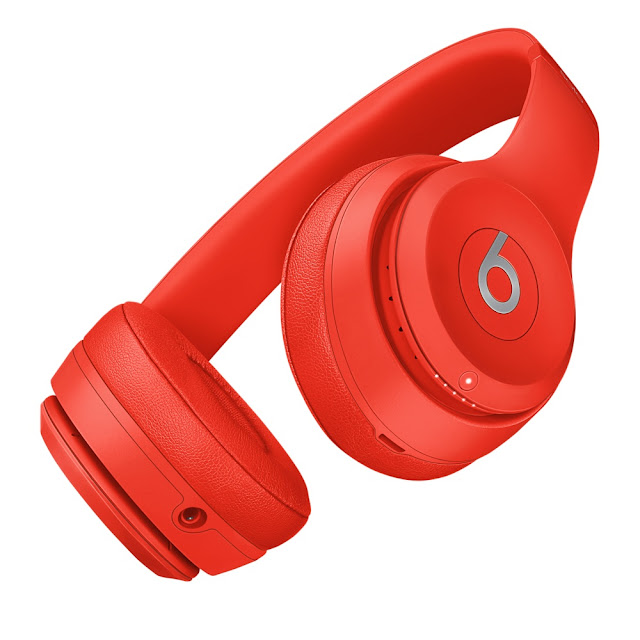 Beats Solo3 Wireless - Product Red