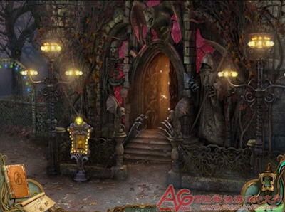 夢幻遊樂場中文版(Dreamland),畫面魔幻的冒險解謎!
