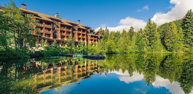 Experience Nita Lake Lodge, this Whistler luxury hotel offering guests a wide array of refined upscale boutique hotel amenities located on the quiet pristine shores of Nita Lake.