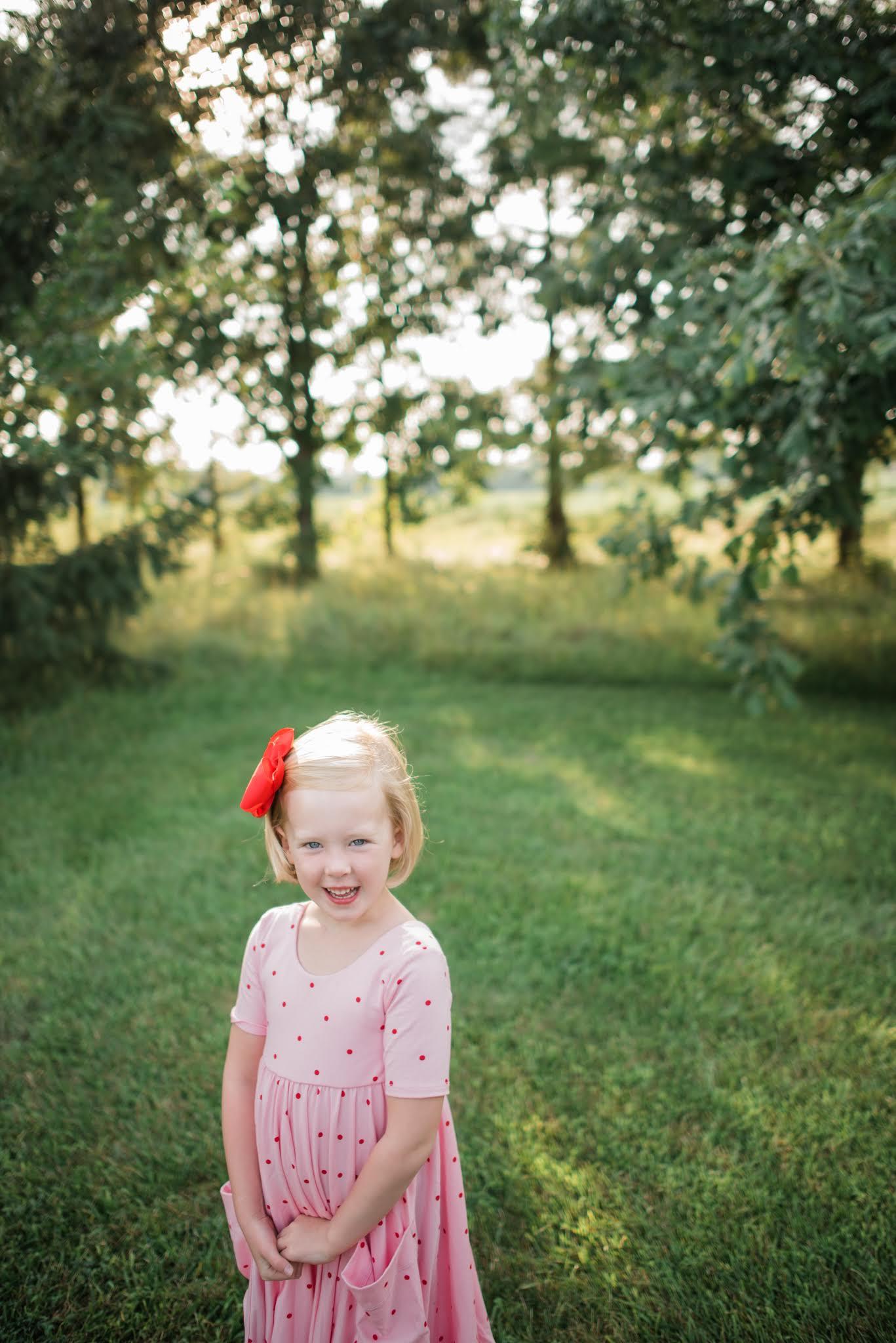 Amelia :: 5 years + Kindergarten