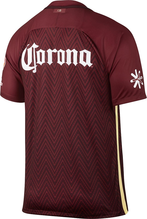 Nike lança nova camisa reserva do América do México - Show de Camisas e36ca8202fe8b