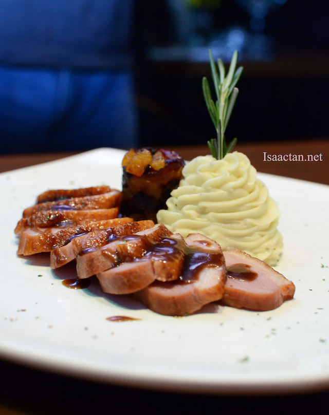 Smoked Duck Breast with CONNOR's Honey Glaze
