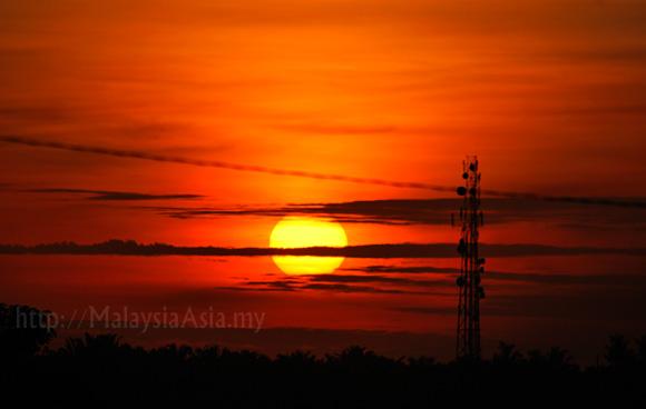 Selangor Sunset Photos