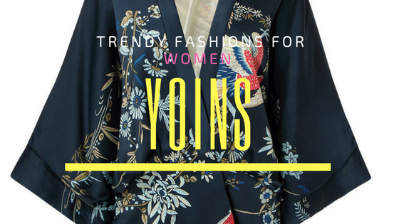 Yoins Trendy Fashions For Women