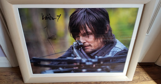 Norman Reedus (deserves a quality frame)