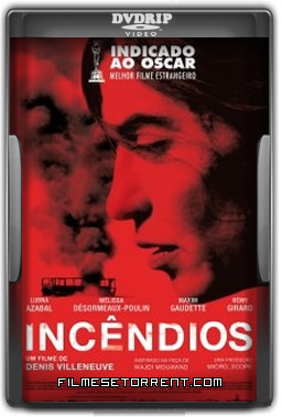 Incêndios Torrent - DVDRip Legendado 2010