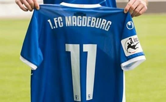 1.FCマクデブルク 2018-19 ユニフォーム-ホーム