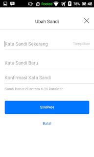 Cara Mudah Mengganti Password Akun BBM Terbaru