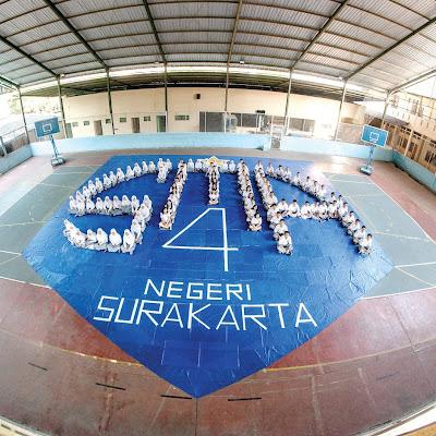 SMA Negeri 4 Surakarta (Smaracatur) Lulusan 2016