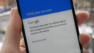 Apa itu Factory Reset Protection Android (FRP)