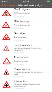 Confidence RTA test app  - Signal