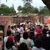 Relawan Muda DJOSS Sumut Bantu Korban Kebakaran di Siantar